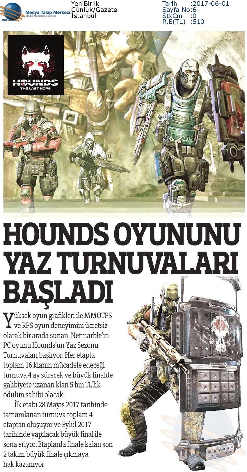 YeniBirlik-HOUNDSOYUNUNU_YAZ_TURNUVALARI_BAŞLADI-01.06.2017
