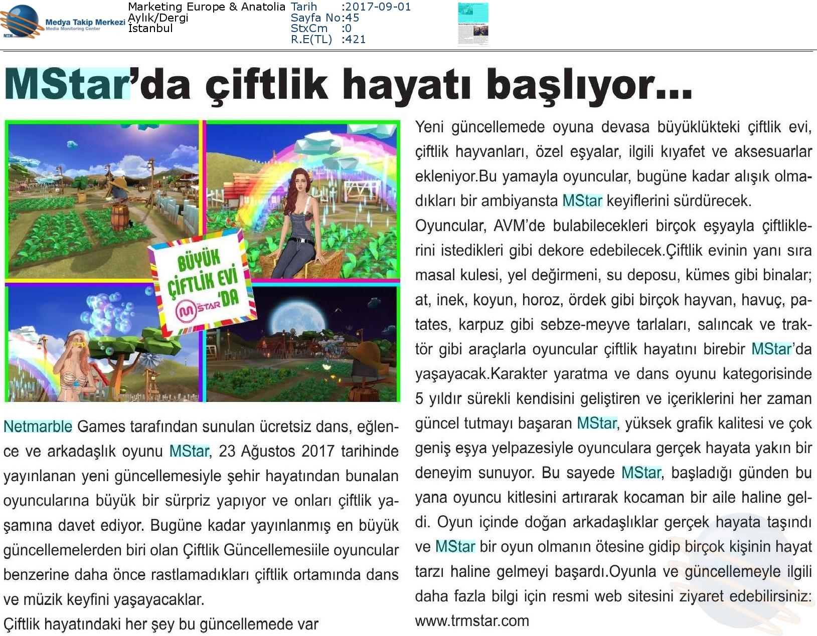 Marketing_Europe__Anatolia-MSTARDA_ÇİFTLİK_HAYATI_BAŞLIYOR...-01.09.2017