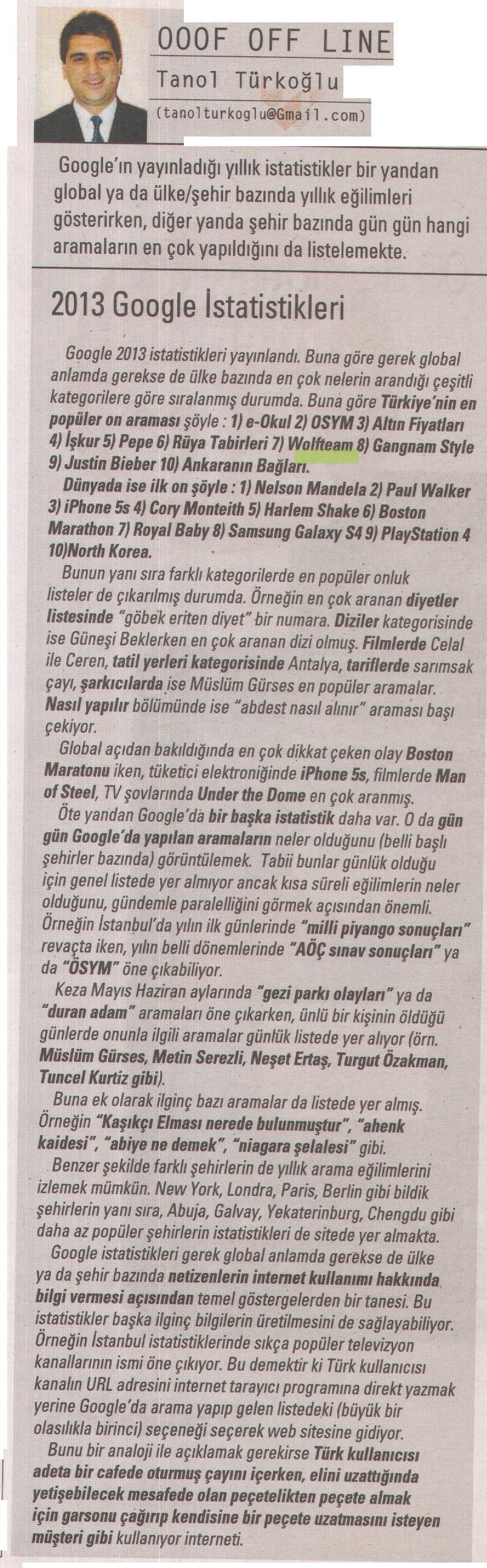 Netmarble-Turkey-Cumhuriyet-Gazetesi-Bilim-Teknik-Eki-Sayfa-12-27-Aralik-2013