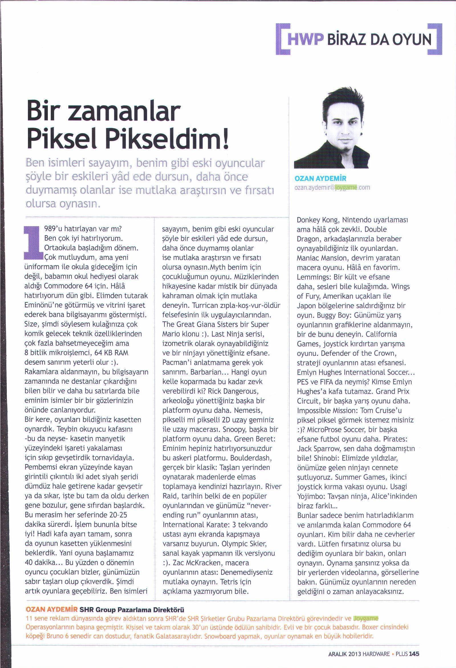Netmarble-Turkey-Hardware-Plus-Ozan-Aydemir-Aralik-2013