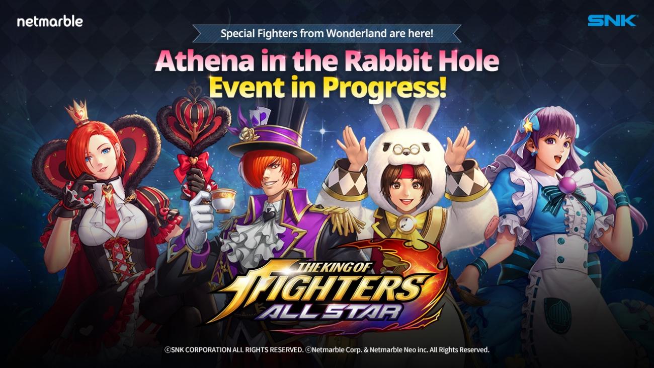 KOFAS Alice in Wonderland Update_EN