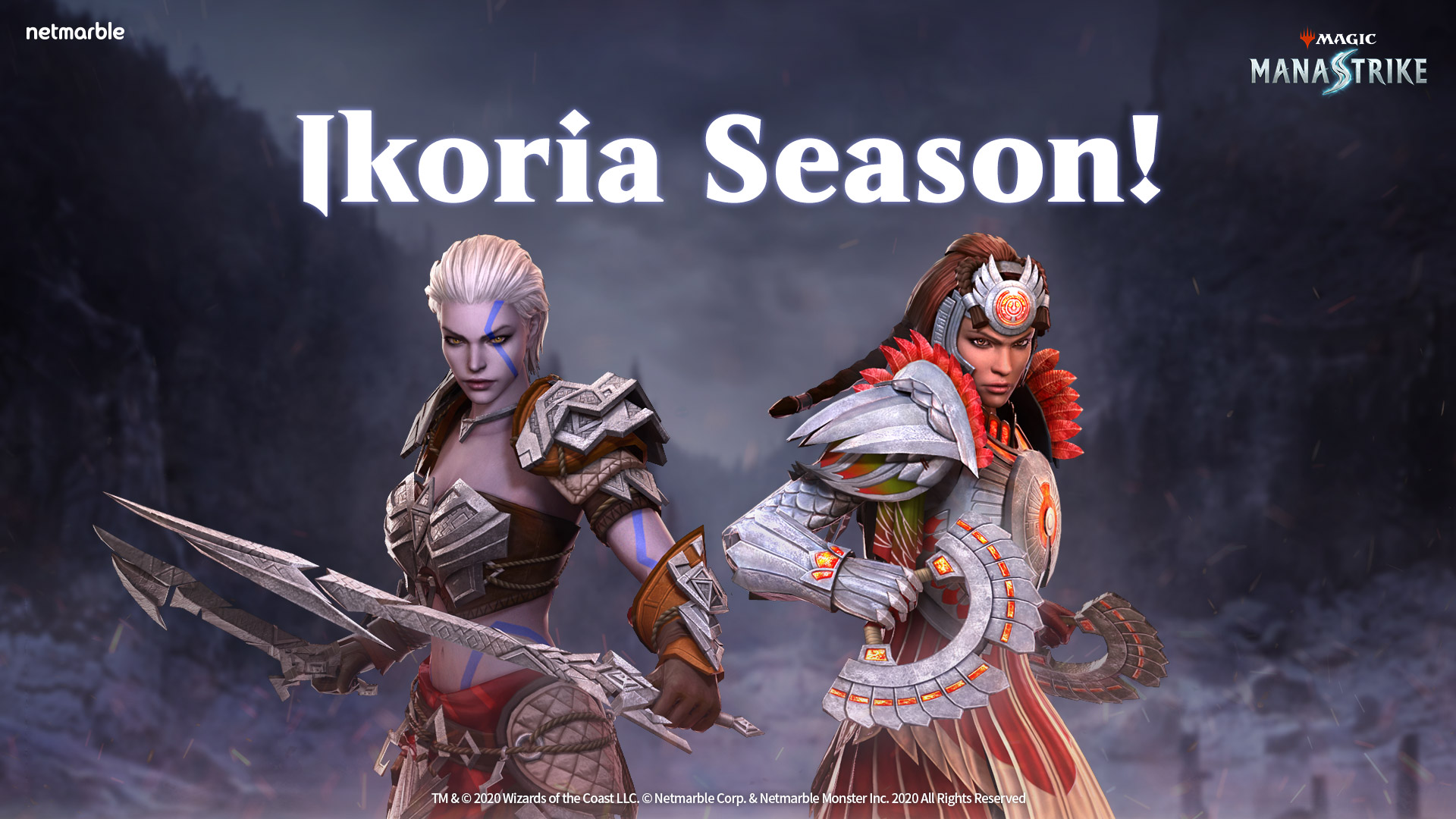 MAGIC: MANASTRIKE SUMMONS NEW PLANESWALKER AND SEASON 7 OF MAGIC PASS IN IKORIA SEASON UPDATE