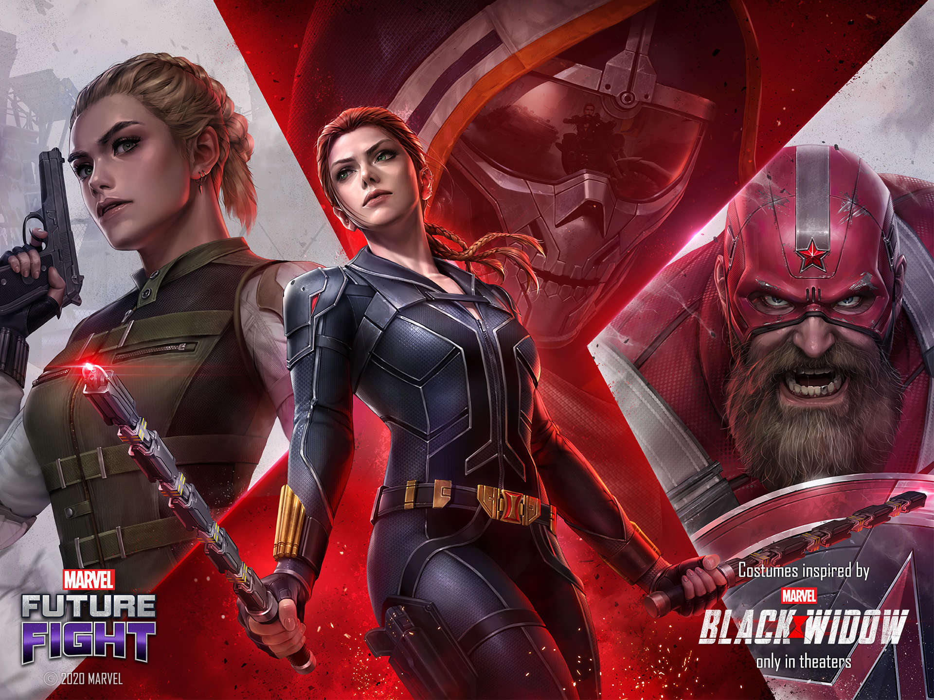MARVEL FUTURE FIGHT CELEBRATES 5TH ANNIVERSARY WITH GREAT EVENTS AND REWARDS